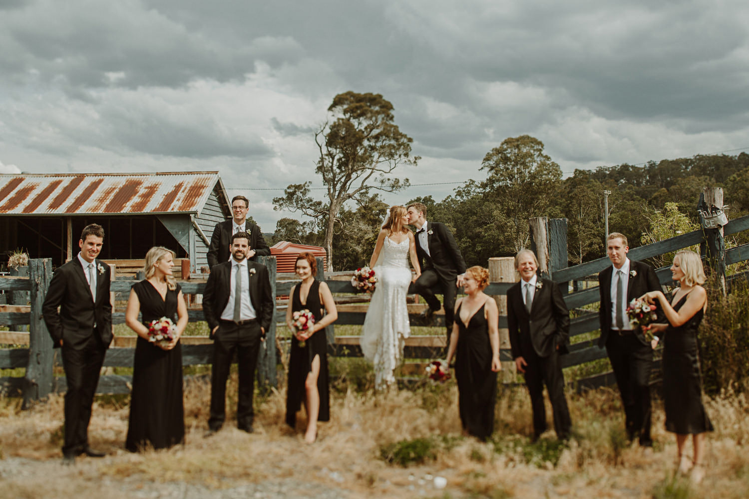 Valleyfields Wollombi Wedding Photographer
